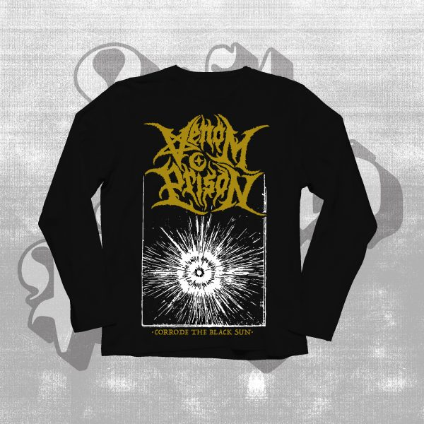 corrode the black sun long sleeve