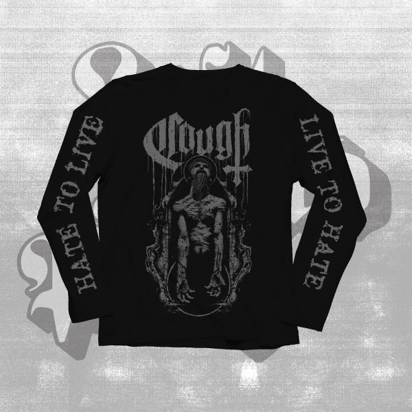 saviour longsleeve black
