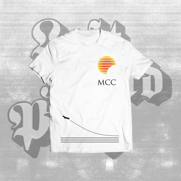 mcc white shirt limited edition