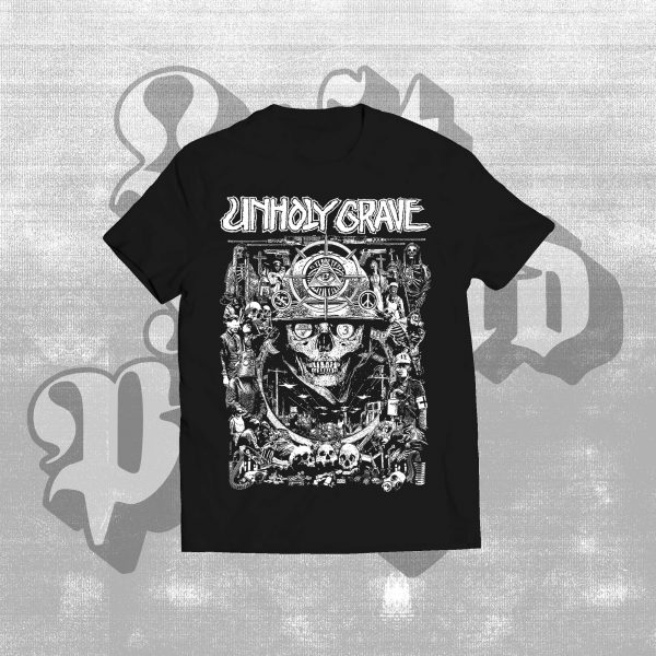 chaotic world shirt unholy grave