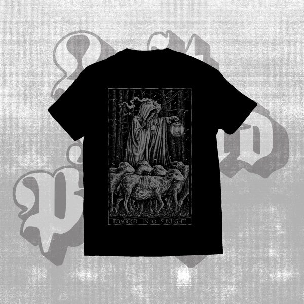 shepherd t-shirt black dis