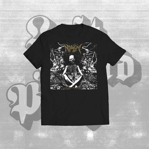 noisem cease shirt black
