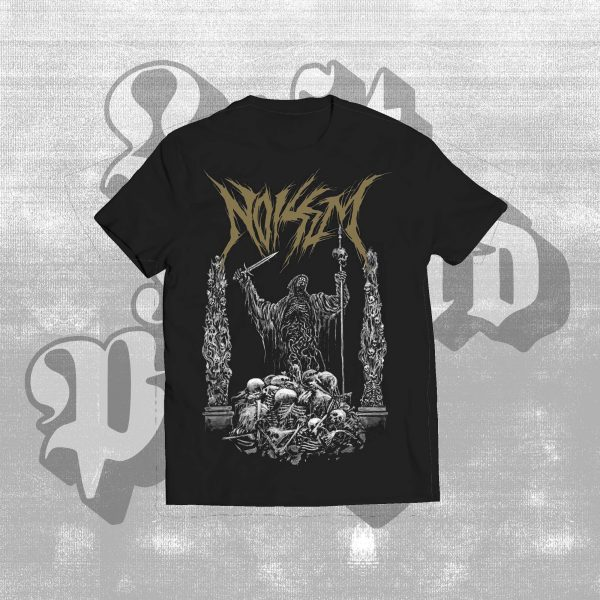 noisem spin shirt black