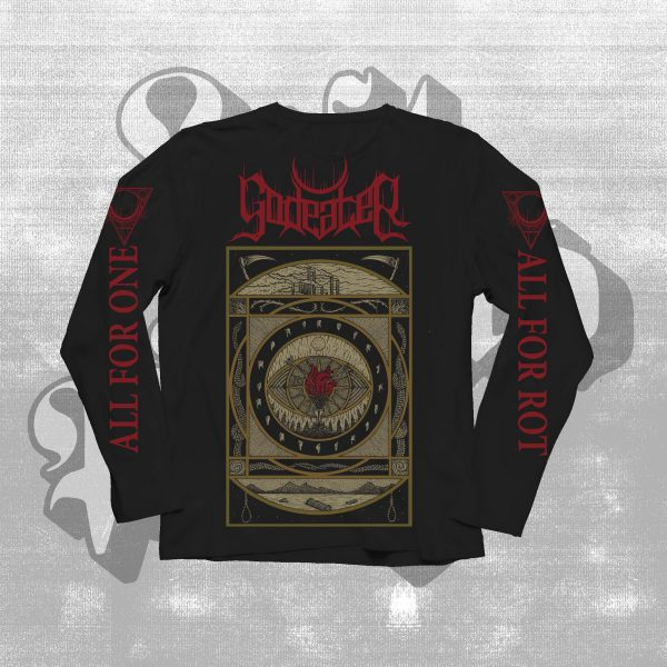 Godeater Exsanguinated Long Sleeve
