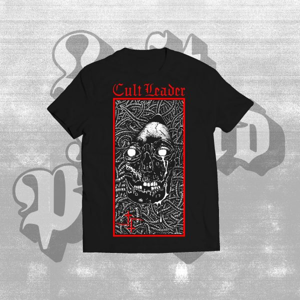 Cult Leader APM Euro Black shirt