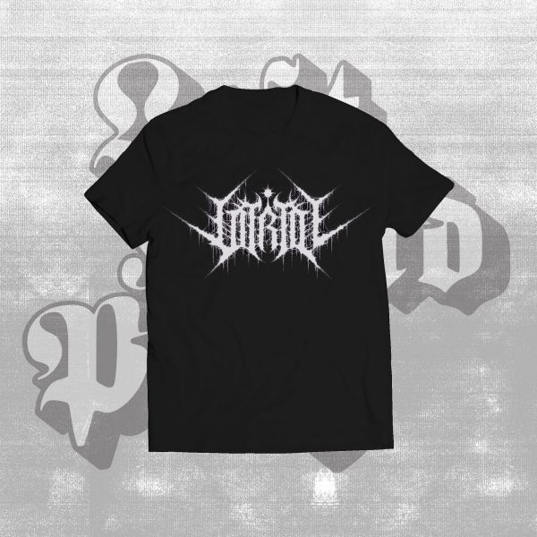 Vitriol Logo Black T-Shirt