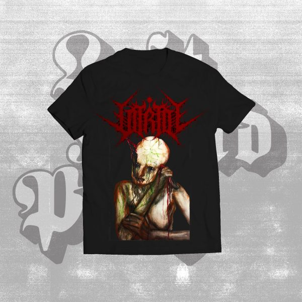 Vitriol Victim black T-Shirt