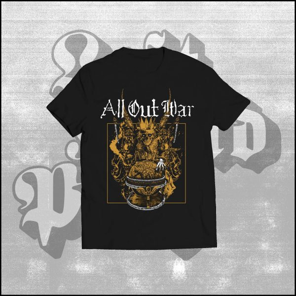 worship among the snakes shirt black