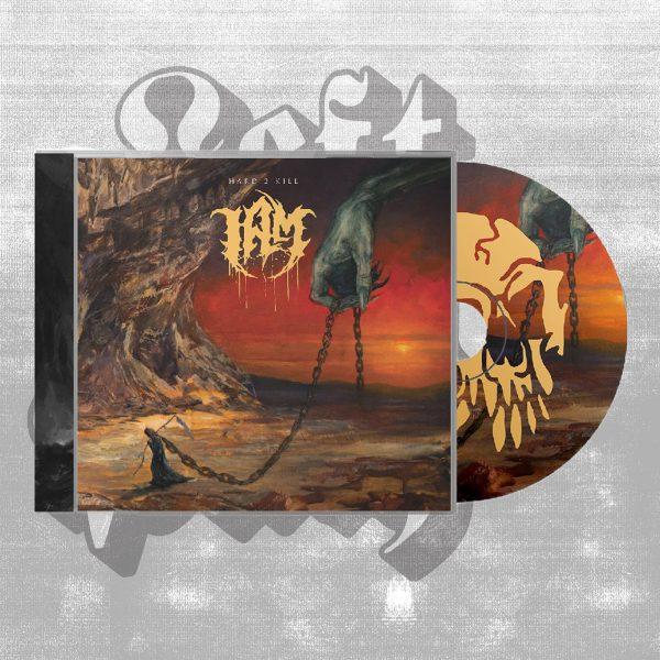 I AM Hard 2 Kill CD