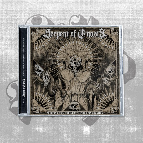 Serpent Of Gnosis AIDFTIWOI CD