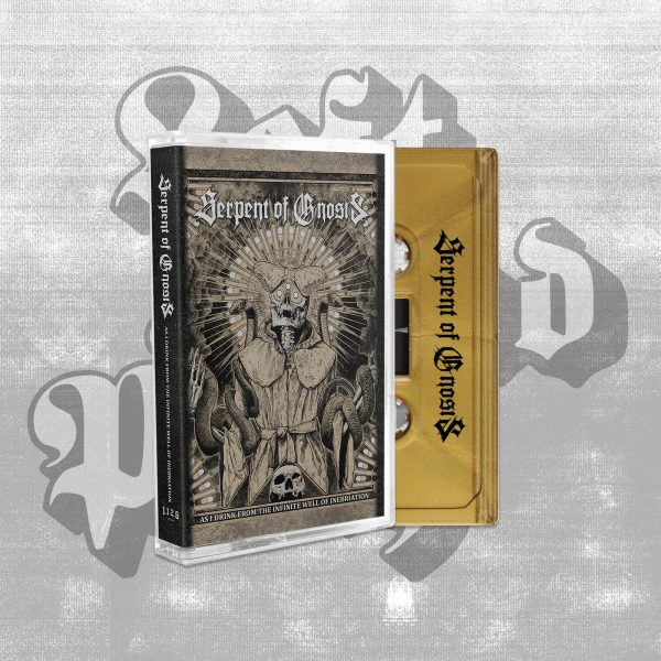 Serpent Of Gnosis AIDFTIWOI Tape