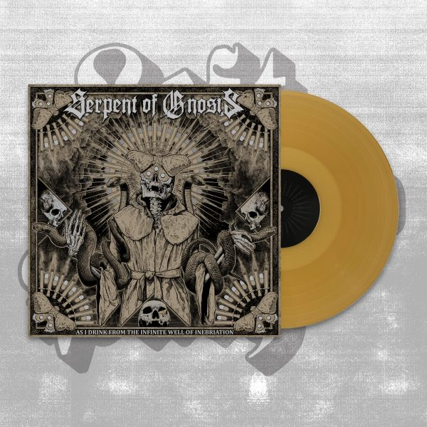 Serpent Of Gnosis AIDFTIWOI Beer vinyl
