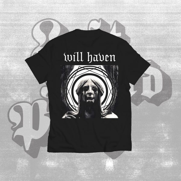 Will Haven Open Mind shirt black