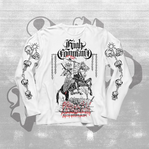 High Command Sabbat longsleeve white